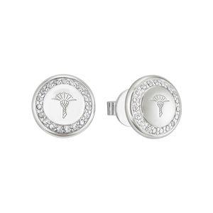 Joop! Ohrstecker 2025052 Sterling Silber Zirkonia