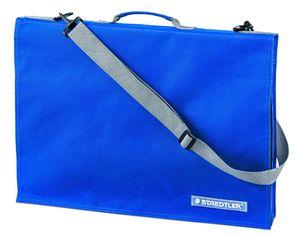 STAEDTLER Zeichenplatten Tasche Mars für Format DIN A4 blau
