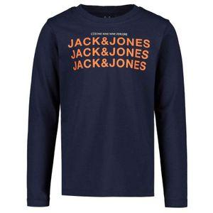 Jack & Jones Jungen Longsleeves in der Farbe Blau - Größe 164