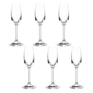 Grappaglas Schnapsglas Aperitifglas Montana Serie PURE 20ml 6er Set