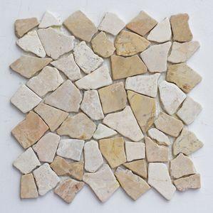M-1-013 - 1 m² = 11 Fliesen - Mosaikfliesen Marmormosaik Wandfliesen Bodenfliesen - Naturstein Lager Verkauf Stein-Mosaik Herne NRW