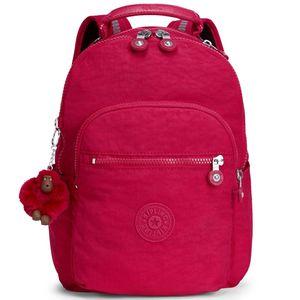 Kipling Seoul Go S 14l True Pink One Size