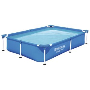Bestway Steel Pro Swimming Pool 221x150x43 cm