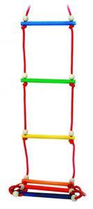 Schaukelspielzeug Strickleiter BxLxH 280x30x2330mm NEU