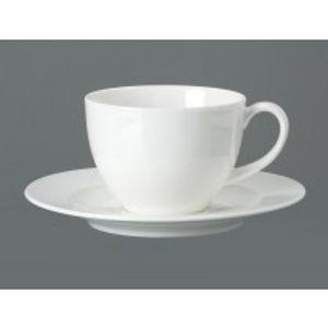 Ritzenhoff und Breker Geschirr Serie Solino Kaffeeobertasse Porzellan