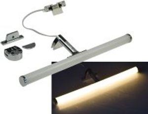 ChiliTec LED Spiegelleuchte Banheiro 6A 230V, 6W, 540lm, 40cm, Aufsatzmontage