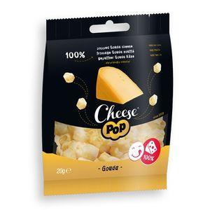 Cheesepop - Gepuffter Gouda Käse - 20gr