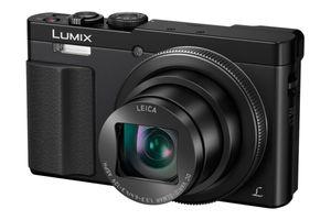 Panasonic Lumix DMC-TZ70 - 12,1 MP - 4000 x 3000 Pixel - MOS - 30x - Full HD - Schwarz Panasonic