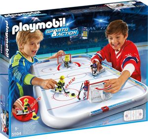 PLAYMOBIL 5594 Eishockey Arena