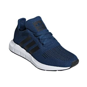 adidas Swift Run J Mode-Sneakers Blau CG6936