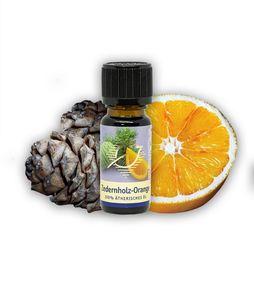 Premium ZEDERNHOLZ ORANGE Öl 10 ml - 100% Ätherische Öle Aromamanufaktur