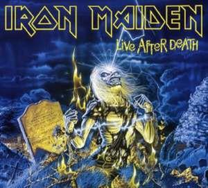 Live After Death (2015 Remaster) - Iron Maiden -   - (CD / Titel: H-P)