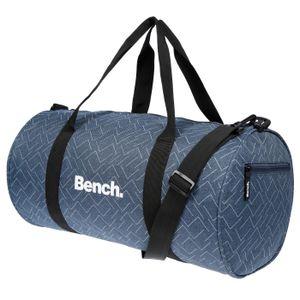 Bench Sporttasche Fitnesstasche Weekender Reisetasche Trainingstasche Tasche Blau