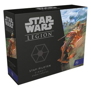 STAP-Piloten - Erweiterung für: Star Wars Legion (DE), ab 14 Jahren