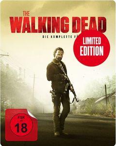 The Walking Dead - Season 5-lim. Steelbook (Uncut)