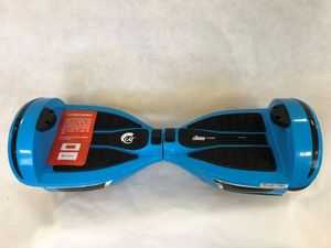 CAT 2Droid Jump Hoverboard Elektrischer Smart Mobility Scooter 7,5 Zoll eisblau