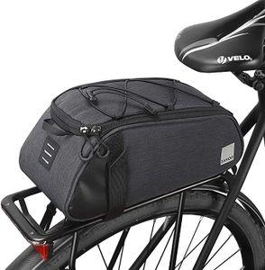 Fahrrad Gepäckträger Tasche Wasserdicht Multifunktionale Packtasche für Fahrrad Sitz Outdoor Fahrrad Korb