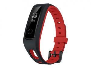 Huawei Honor Band 4 Running - Aktivitäts-Trackerarmband - Schwarz - Rot - Schwarz - Rot - Polyurethan - 50 m - OLED