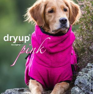 "Dryup cape ""Standard"" edition Pink XS - XXL, Größe:S (56cm)"