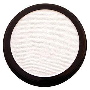Eulenspiegel - Profi-Aqua Make-up Schminke - 70 ml, Farbe:Weiß