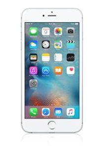 Apple iPhone 6S Plus mit 16 GB silber