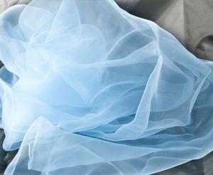 Jongliertücher 70 x 70 cm im 3er Pack - Set Jongliertuecher hellblau