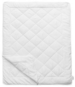 Dreamhome 4-Jahreszeiten Bettdecke in vielen Größen, bestehend aus 2 Steppdecken mit Druckknöpfe, als Winter und Sommer Decke Oberbett geeignet, Größe:135 x 200 cm