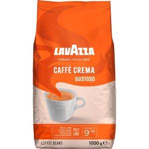 Lavazza Caffè Crema Gustoso | ganze Bohne | 1000g