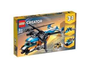 LEGO® Creator Doppelrotor-Hubschrauber, 31096