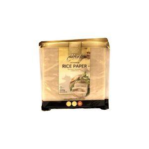 Golden Turtle Brand For Chefs Vietnamese Rice Paper Ø 19cm 500g Packung (Reispapier)