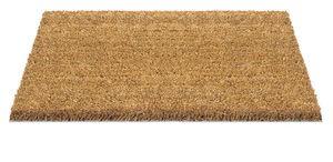 Hamat Fußmatte / Kokos Fußmatte Ruco 40x60cm natur