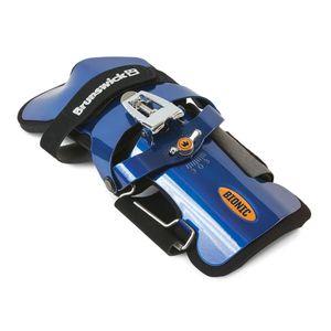 Brunswick Handgelenkstütze Bionic Positioner Bowlingball Bionic Positioner (blau) XL rechts