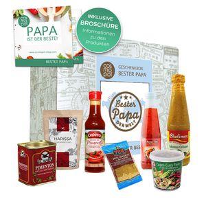 Vatertagsgeschenk Papa Box Geschenk Set | Geschenkidee für Väter | besondere Geschenkbox | Vatertagsgeschenk außergewöhnliche Geschenküberraschung