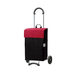 Andersen Shopper Scala Shopper mit Tasche Hera in Rot