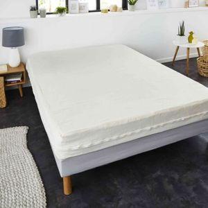 SWEETNIGHT Renovierte Matratze ANDREA 90x190 / 200 cm - Weiß