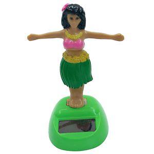 Sommer Wackelfigur Solarfigur Tanzende Meerjungfrau Figuren Dekoration