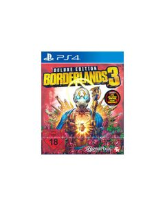 Take-Two Interactive Borderlands 3 - Deluxe Edition, PlayStation 4, Multiplayer-Modus