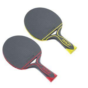 JOOLA Allweather, Outdoor-Tischtennis-Schläger, rot