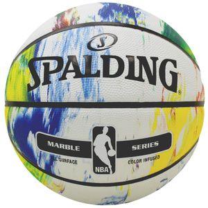 Spalding NBA Marble Mc Outdoor Basketball Gr. 7