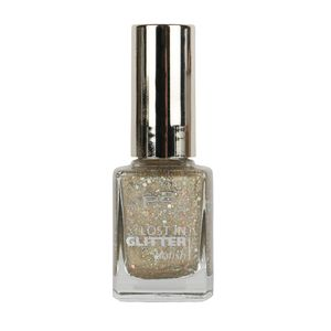 P2 Nägel Nagellack Nagellack Lost In Glitter Polish 833865, Farbe: 020 get gorgeous!, 11 ml