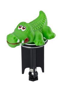 Waschbeckenstöpsel Pluggy® 3D Krokodil