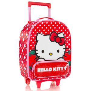 Hello Kitty trolley-Koffer Mädchen 21 Liter rot