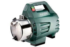 Metabo Gartenpumpe P 4500 Inox 1300 Watt / 4500 l/h