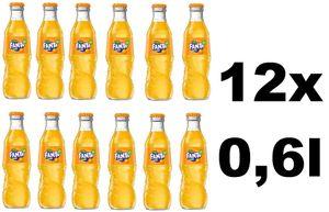 Fanta Orange 12x 0,2Ltr. Glasflasche inkl. Mehrweg