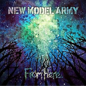 New Model Army - From Here (Mediabook) -   - (CD / Titel: H-P)