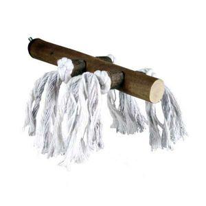Trixie Natursitzstange mit Tau 20 cm/ca. 23 mm