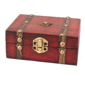 Abschließbar Schmuckbox Schmuckschatulle Schachtel Vintage Schmuckkoffer
