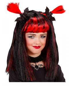 Halloween Kinder Perücke rot