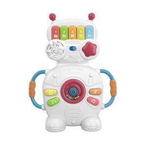 Musical Instrumente Spielzeug Klavier Musik Kinder Früh Pädagogisches Spielzeug für 1 2 3 Jahre Alten Jungen Mädchen Baby Kleinkind Geschenk