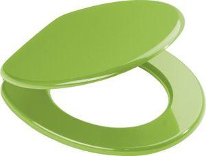 WC-Sitz Aruba grün Toilettenbrille Toilettensitz Klobrille Klodeckel WC-Brille Klo-Sitz